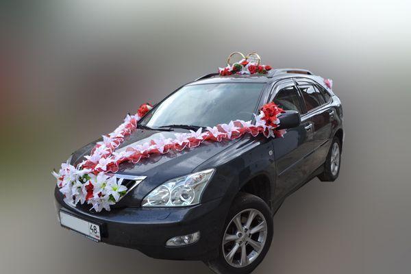 Шикарные свадебные автомобили