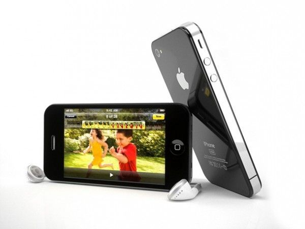 Iphone 4g 8j black i
