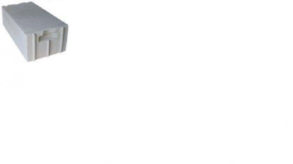 Блок пазогребневый-газоблок(твинблок) d500 625х(200-300-400)х250