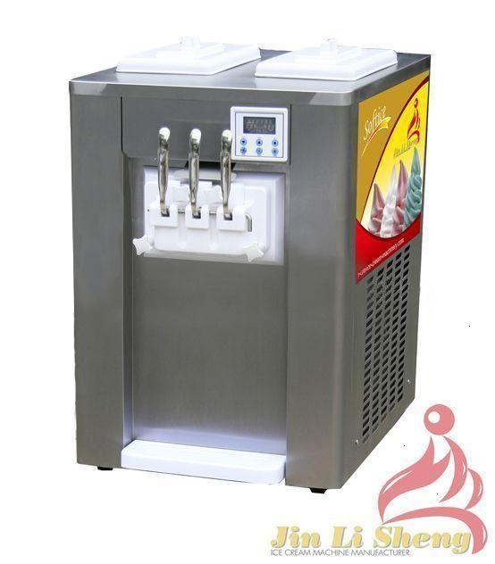 Аппарат для производства мягкого мороженого (фризер)