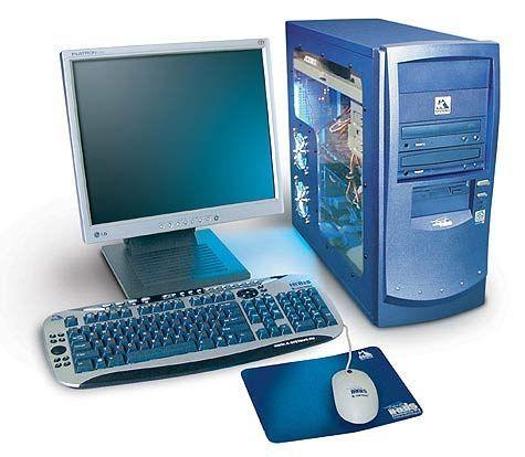 Продажа современных, новых компьютеров с доставкой на дом и подключением.