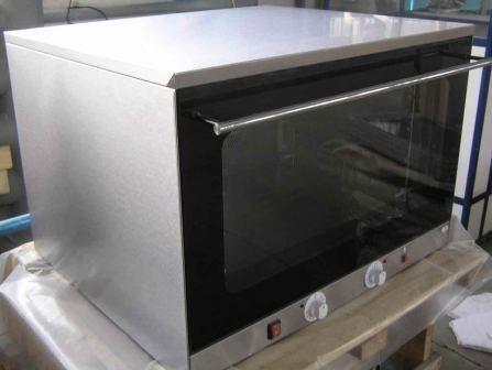 Хлебопекарное оборудование (расстойка, печь конвекционная с пароувлажнением)