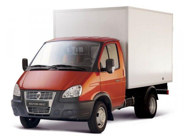 Газ газель 3302 изотермический фургон пенопласт