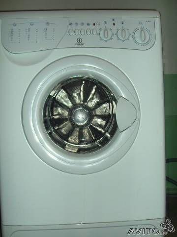 Продам стиральная машинка indesit w105tx