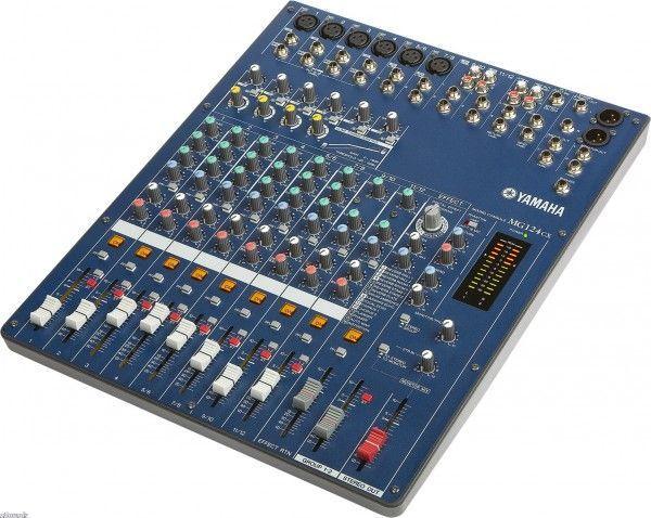 Ремонт профессионального звукового оборудования