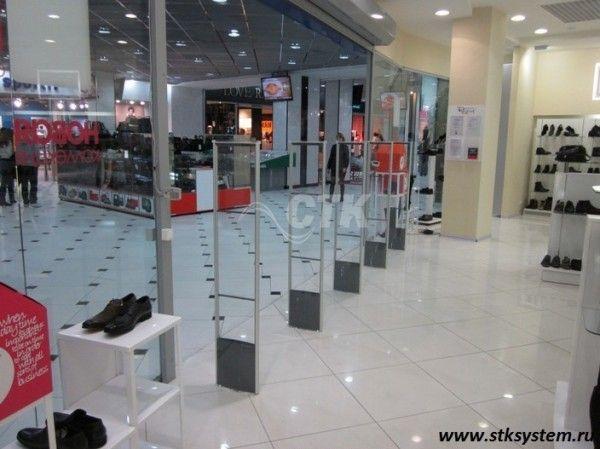 Защита от краж в магазинах самообслуживания