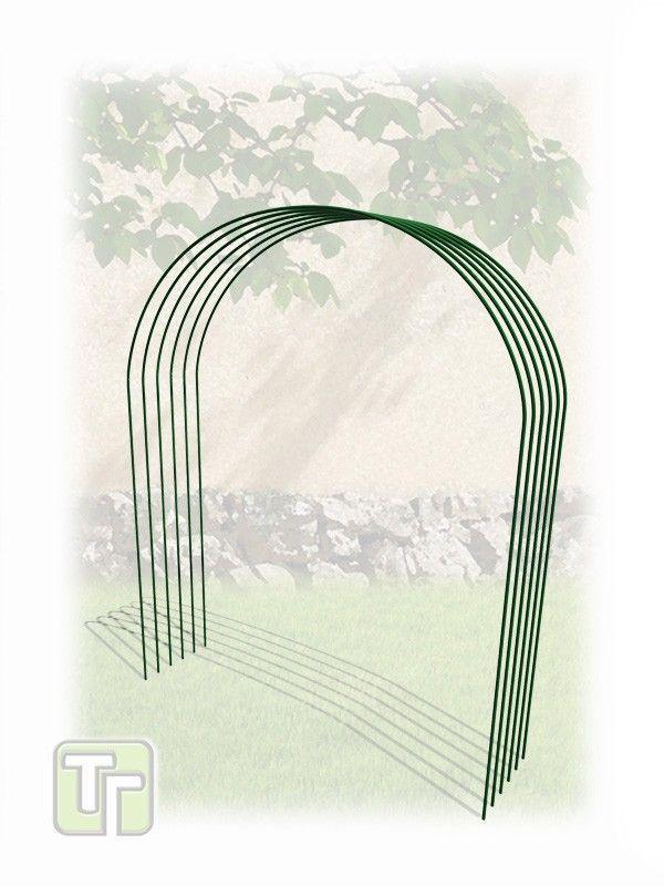 Дуги парниковые, арки, шпалеры