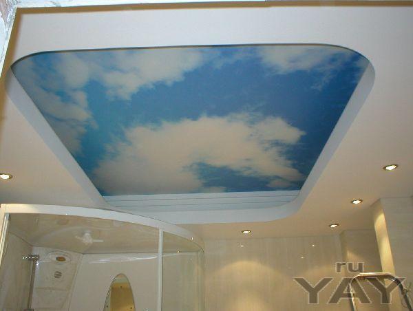 Натяжные потолки от fran studio