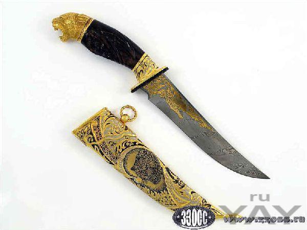 Охотничьи, туристические, тактические ножи из