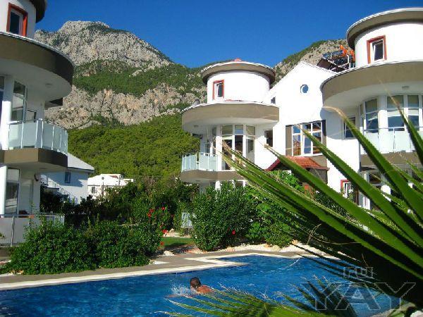 Аренда недвижимости в турции(кемер) по доступным ценам