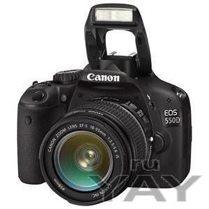 Фотоаппарат зеркальный canon eos 550d kit