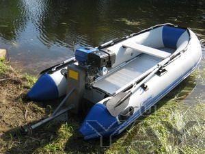 """Подвесные вездеходные лодочные моторы-болотоходы """"аллигатор""""."""