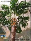 Искусственные декоративные пальмы.