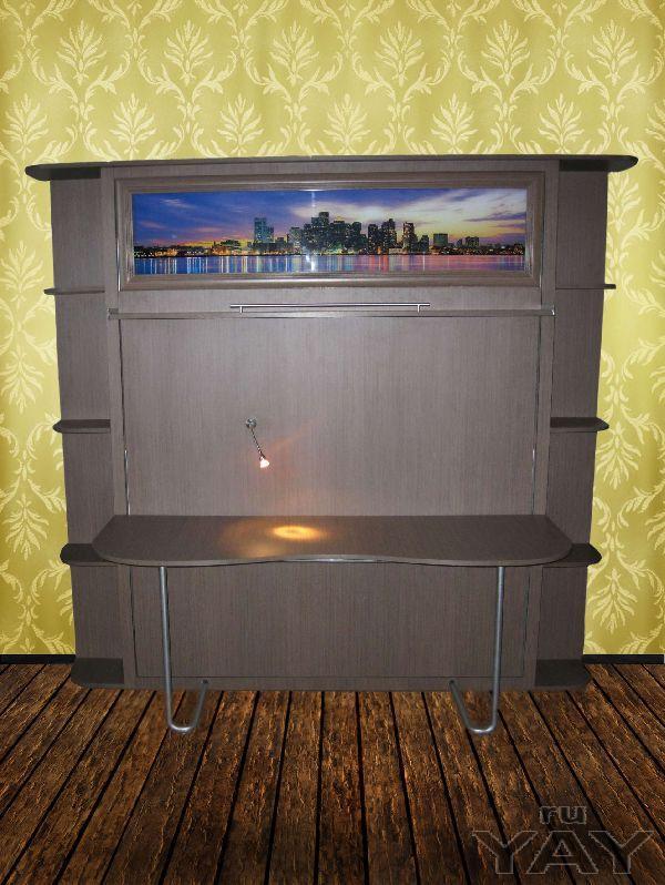 Кpoвaть функциональная мебель