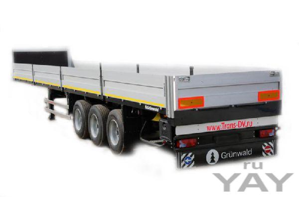 Грузоперевозки автомобилями от 3х до 30 тонн.
