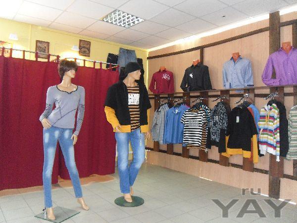 Продам салон джинсовой одежды