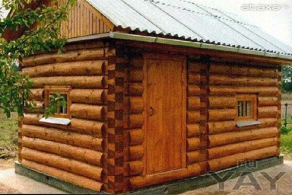 Изготовление срубов из качественной древесины