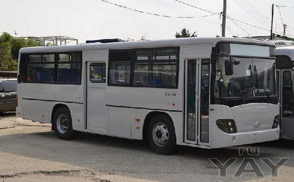 Автобус городского класса, daewoo bs-106 royal city