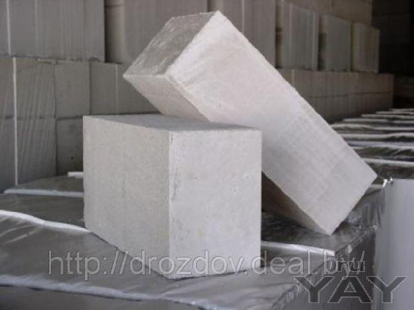 Газосиликатные блоки ксм (г. старый оскол). доставка от 30 кубов.