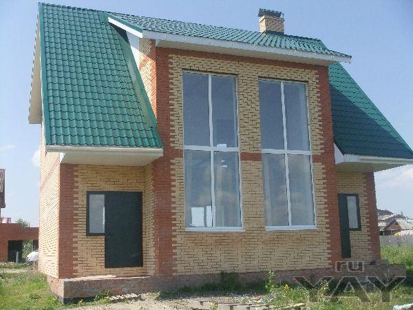 Продам новый кирпичный дом