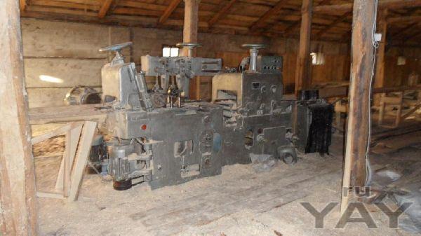 Расподажа деревообрабатывающих станков