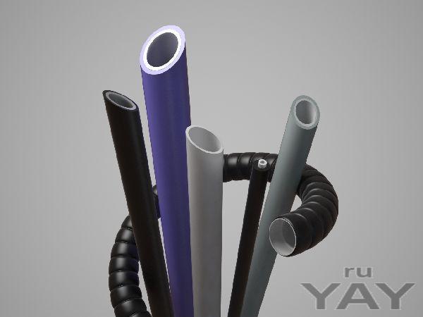 Полиамидные трубки и трубопроводы для пневмотормозных топливных систем