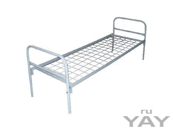 Металлические кровати для рабочих и общежитий