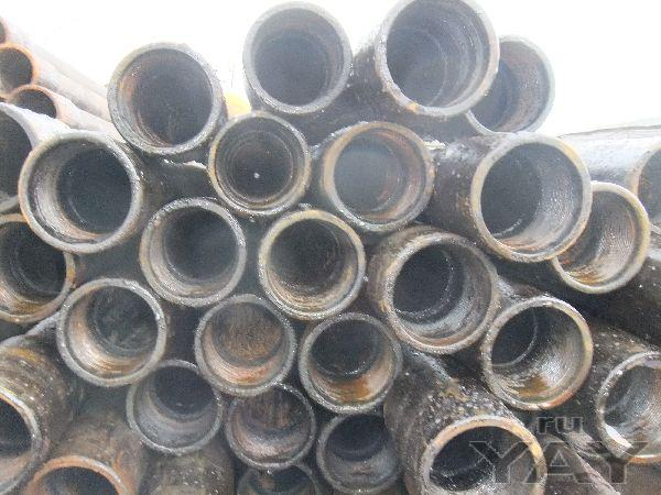 Продам трубу б/у нкт 73/5,5, нкт 200 тонн, 10-ти метровая не ржавая, ровная