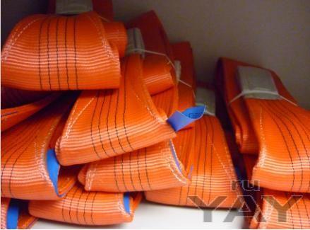 Стропа текстильные в наличии и под заказ