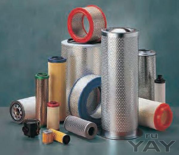 Фильтры и фильтроэлементы для спецтехники
