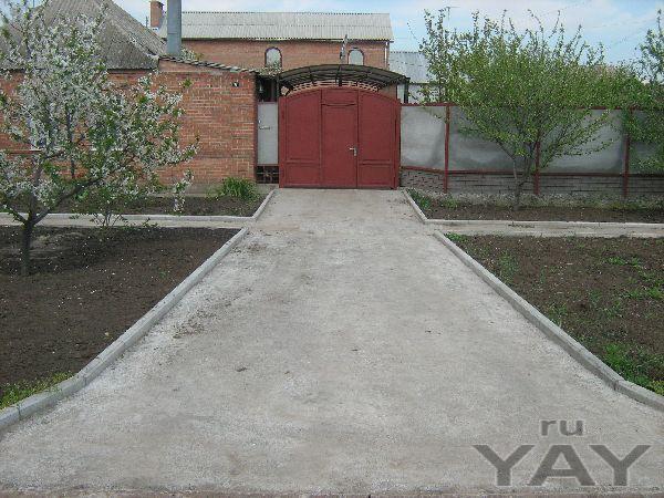 Асфальтирование частных дворов и площадок