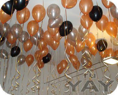 Надувные воздушные шары к празднику. заказывайте! доставка!