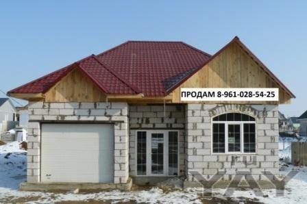 Продам дом-коттедж в  об городе лиски новый