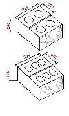 Вибропресс,формы для пр-ва блоков,плитки,бордюра,полистиролбетона
