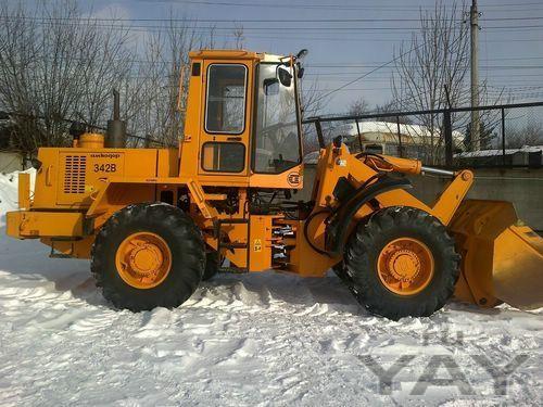 Конфискат погрузчика амкадор 342в продается