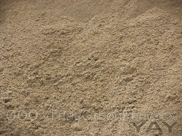 Продажа песка с доставкой