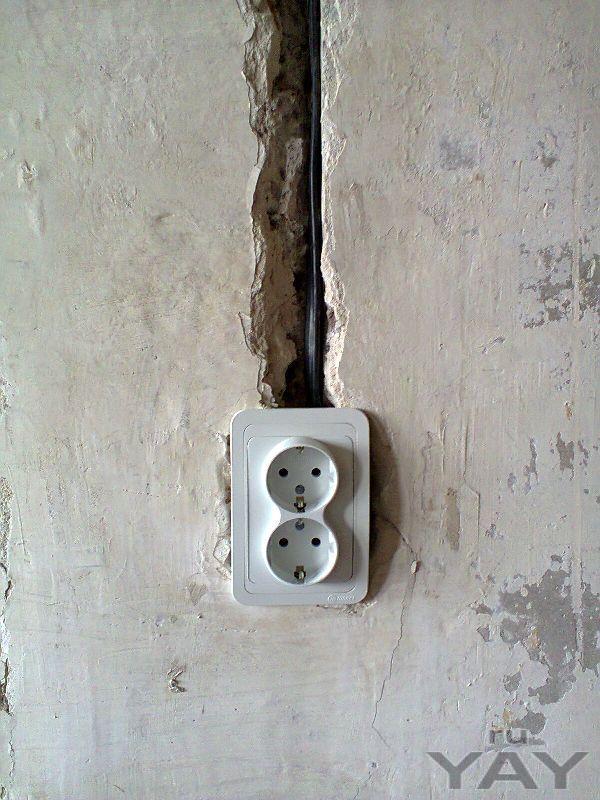 Электрик.электромонтажные, ремонтные работы
