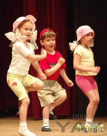 Ваше чудо любит танцевать? а может, это его призвание?