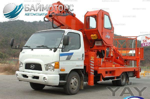 Novas 450q автовышки от производителя
