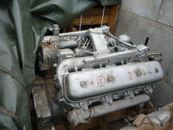 Продам двигателя ямз-236,238,238турбо с военного хранения