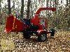 Измельчители древесины в щепу, рубительные машины.
