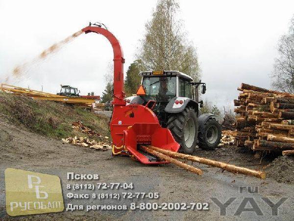 Измельчители древесины farmi forest (финляндия).