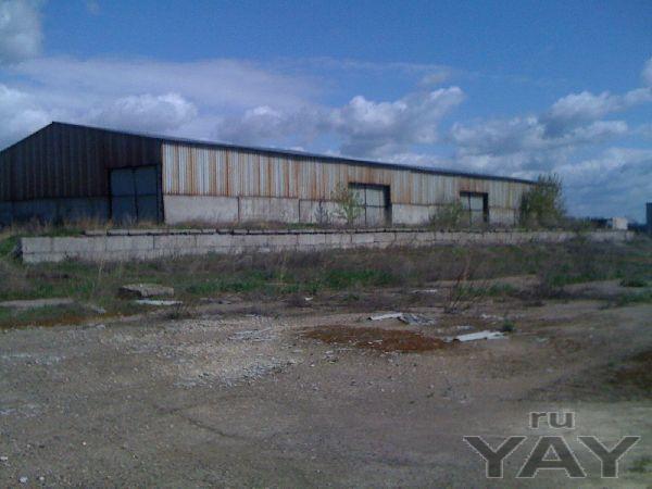 Производственная база промышленного назначения.