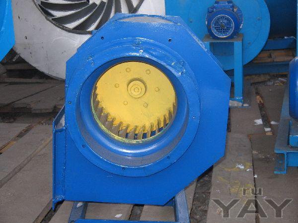 Документация на промышленное вентиляционное оборудование