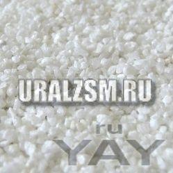 Микрокальцит uralzsm, мрамор молотый, мраморный щебень, крошка