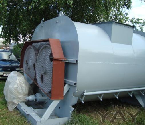 Оборудование для термообработки корма 72 градуса в течении 30 мин. производительность от 3 до 100 то
