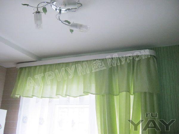 Натяжные потолки. тканевые