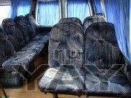 Заказ пассажирской газели  микроавтобуса.