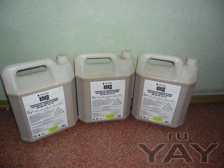 Комплексная добавка для бетона, пластификатор, противоморозная «кристаллизол кмд»