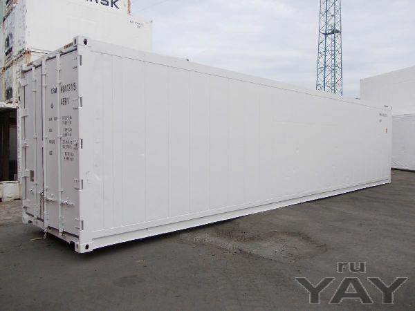 Рефрижераторные контейнеры рефрижераторы от ооо рефконтейнер, продажа и сервис.